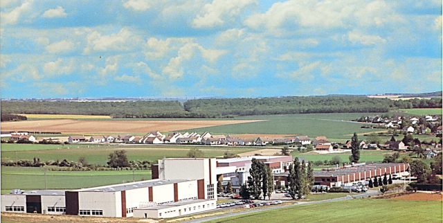 <h>50 years&#8217; manufacturing know how&#8230;<h><p><h3>Plant in the center of France</h3></p>